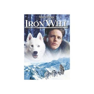 IRON WILL (DVD)