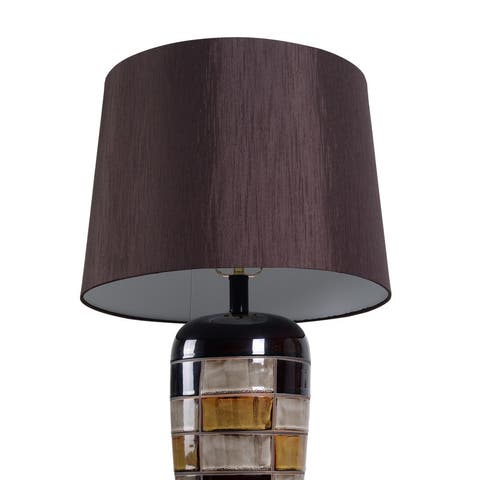 "Sligo 30"" Table Lamp - Ceramic Glaze"