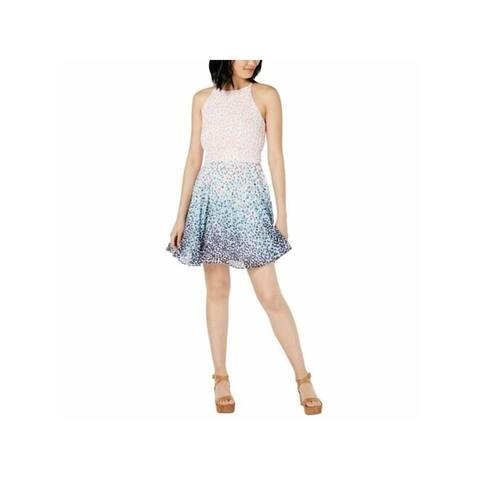 MAISON JULES White Sleeveless Short Dress 10