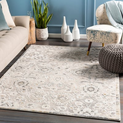 Marge Updated Traditional Area Rug
