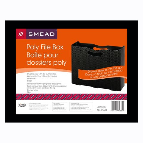 Smead smead file box 71631