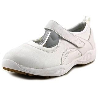 Propet Wash & Wear Slip-On W Round Toe Leather Mary Janes