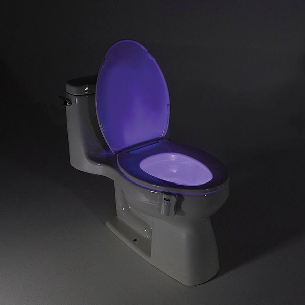 Toilet Nightlight - multi