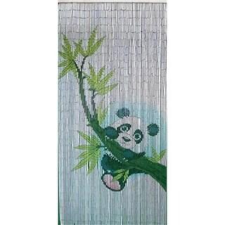 Bamboo54 53042 Beaded Curtain Panel