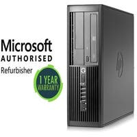 HP 4300 SFF, intel i3 3220 3.3GHz, 4GB, 250GB, W10 Home Refurbished