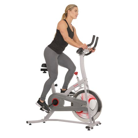 Sunny Health & Fitness Indoor Cycling Bike, Magnetic - SF-B1918