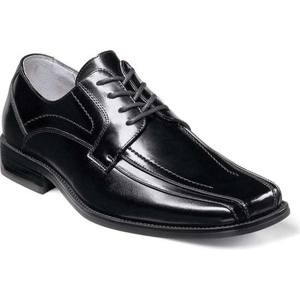Shop Stacy Adams Men s Corrado 23274 Black Buffalo - Free Shipping ... e4a5a547b63
