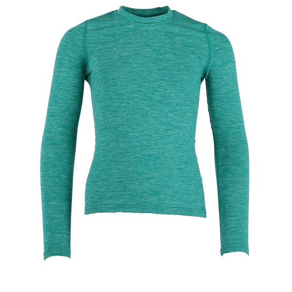 5bda094ad Shop Hanes Girl's X Temp Space Dye Thermal Top - Free Shipping On ...