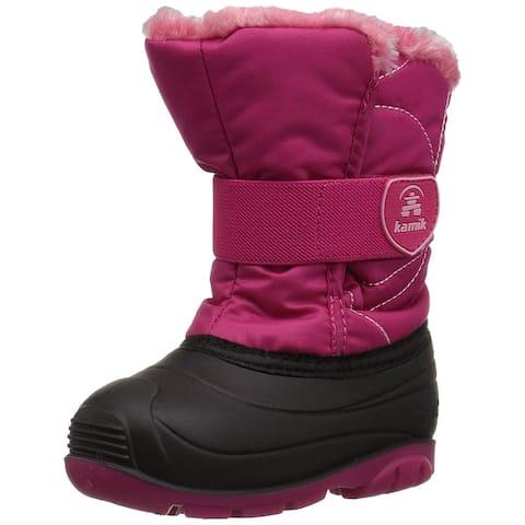 Kamik Kids' Snowbugf Snow Boot