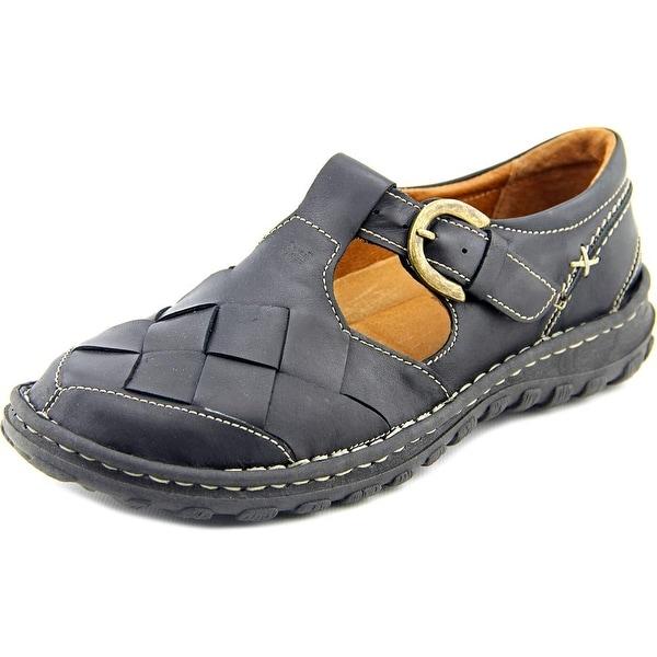 26e834c49cc85 Shop Josef Seibel Frita Round Toe Leather Fisherman Sandal - Free ...