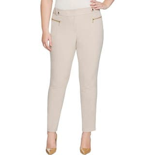 Calvin Klein Womens Dress Pants Signature Straight Leg|https://ak1.ostkcdn.com/images/products/is/images/direct/a325957e11f58a71bc2616c4f48b72ed98aad876/Calvin-Klein-Womens-Dress-Pants-Signature-Straight-Leg.jpg?impolicy=medium