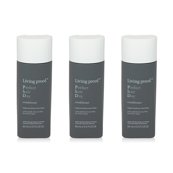 Living Proof Perfect Hair Day Conditioner Travel Size 3 pack