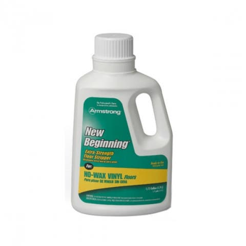 Armstrong 325124 New Beginning Cleaner/Wax Remover, 32 Oz