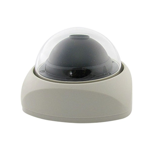 Unique Bargains Plastic Dome Housing Enclosure Case for Security CCD CCTV Camera