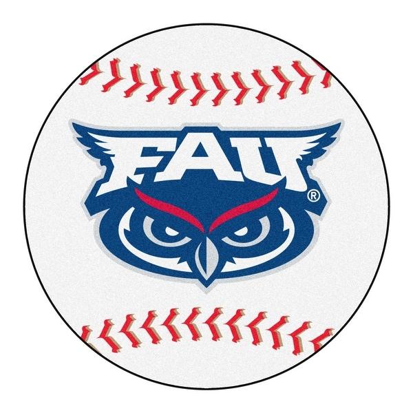 Shop NCAA Florida Atlantic University Owls Baseball Shaped