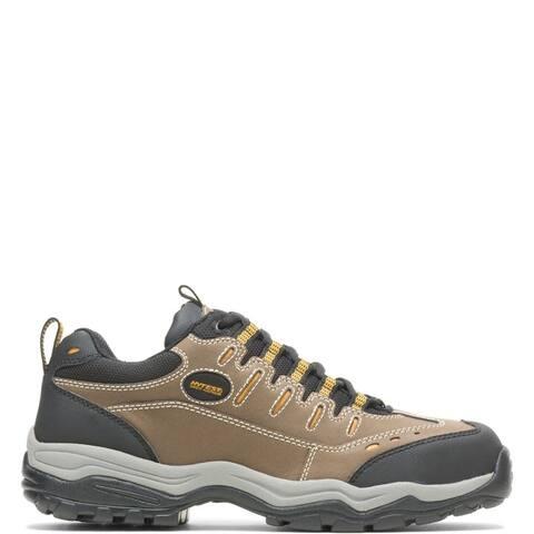 Hytest Avery Steel Toe Shoe Brown - K11281