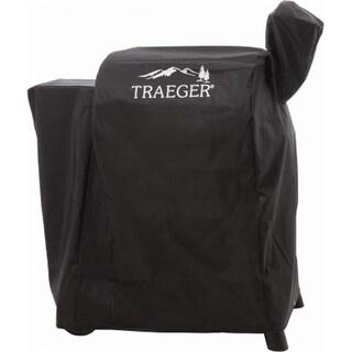 Traeger Pellet Grills 215701 22 Series Grill Cover, Black