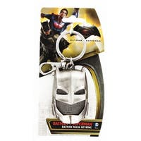 DC Comics Pewter Key Ring: Batman Mask - Multi