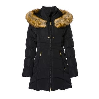 Laundry by Shelli Segal's Fit And Flare Down Jacket|https://ak1.ostkcdn.com/images/products/is/images/direct/a32d22e0bf484fa60d5cbdcdfd7c9bc0121f2eb4/Laundry-by-Shelli-Segal%27s-Fit-And-Flare-Down-Jacket.jpg?impolicy=medium
