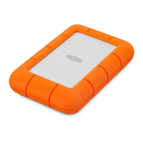 LaCie Rugged Mini 5TB USB 3.0 External Hard Drive