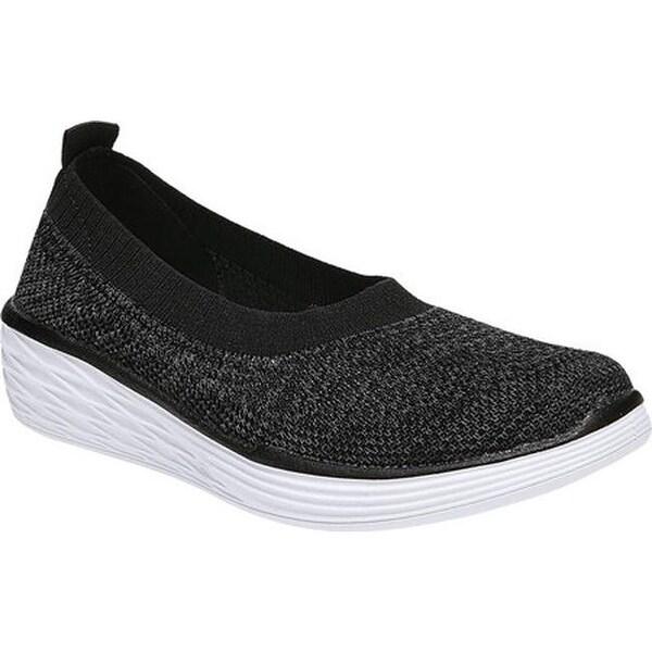 Ryka Women's Nell Slip On Sneaker Black
