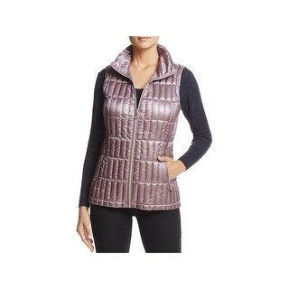 Calvin Klein Womens Vest Quilted Down