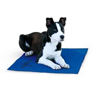 """K&H Pet Products Coolin Pet Pad Large Blue 20"""" x 36"""" x 0.75"""""""