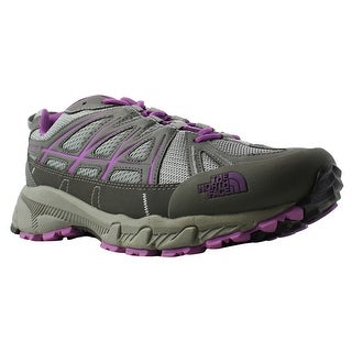 The North Face Womens Storm Tr Gray Running Shoes Size 10.5