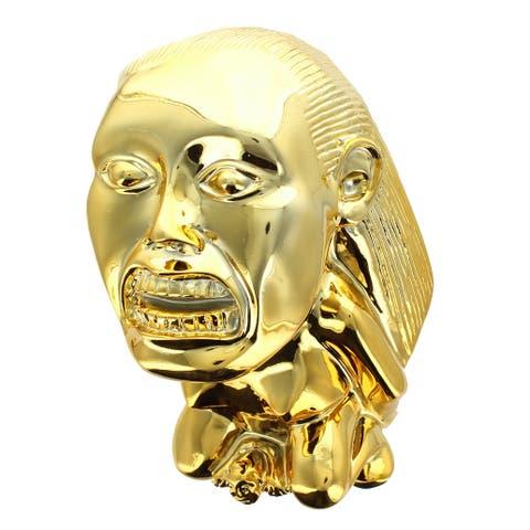 Indiana Jones Adventurer's Fertility Idol Gold-Plated Statue - multi