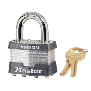 """Master Lock 1KA-2035 Keyed Alike Laminated Steel Padlock, 1-3/4"""""""