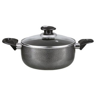 Link to Brentwood Dutch Oven Aluminum Non-Stick 4 Qt-Gray Similar Items in Cookware