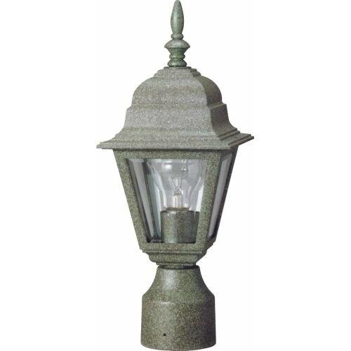 Volume Lighting V9832 1 Light Post Light