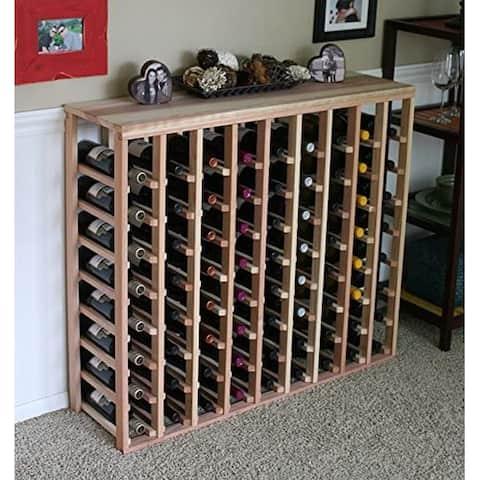 Creekside 72 Bottle Table Top Wine Rack