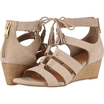 UGG Women's Yasmin Snake Sandal, Horchata, Size 9.5 - horchata