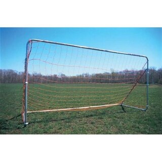 2.5mm 7 ft. H x 12 ft. W x 6 ft. B Soccer Replacement Net