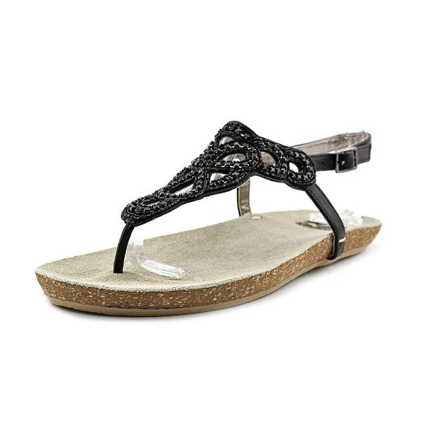 29 Porter Rd Tegan Sandal Open Toe Leather Thong Sandal