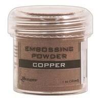 Copper - Embossing Powder 1Oz Jar