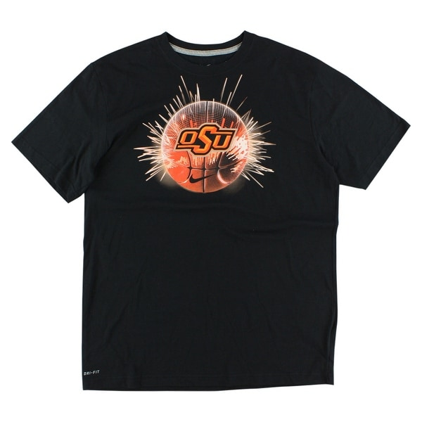 Shop Nike Mens Oklahoma State Cowboys Basketball Player Dri Fit T Shirt  Back - back orange - xL - Free Shipping On Orders Over  45 - Overstock -  22613124 86ce3e838