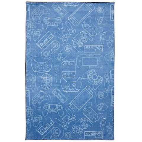 Mohawk Home In Control Gamer Area Rug