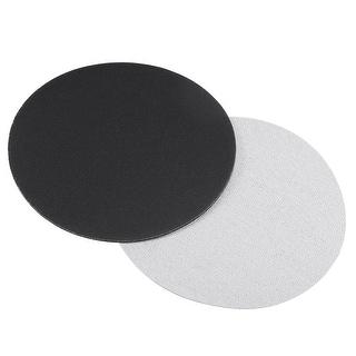 """Hanko 320 GRIT 6/"""" PSA SANDING DISC Film Backing Wet Dry Sandpaper Abrasive 100pc"""