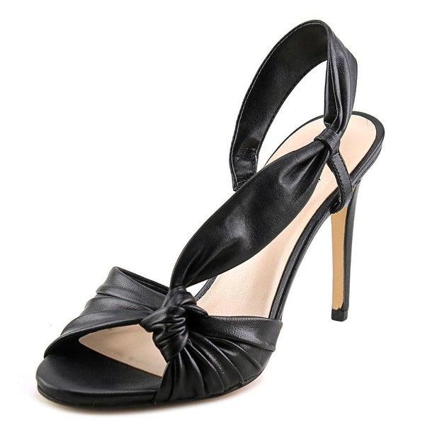 Nine West Ultana Black Sandals