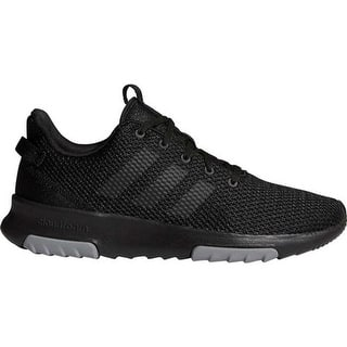 adidas Men s NEO Cloudfoam Racer TR Running Shoe Core Black Core Black Grey  Three 25a91b808