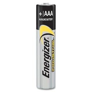 Energizer EN92 Energizer EN92 Alkaline AAA Size General Purpose Battery - 1250 mAh - AAA - Alkaline - 1.5 V DC - 24 / Box
