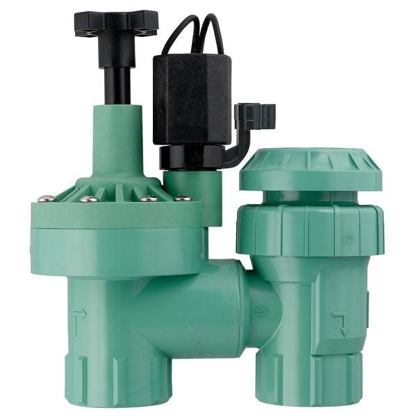 """Watermaster 57624 Anti-Siphon Sprinkler Valve, 1""""FNPT, Plastic"""