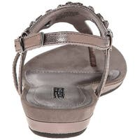 Kenneth Cole Reaction Womens Lost The Way Open Toe Casual Ankle Strap Sandals