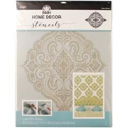 Ornate Damask - FolkArt Home Decor Wall Stencil