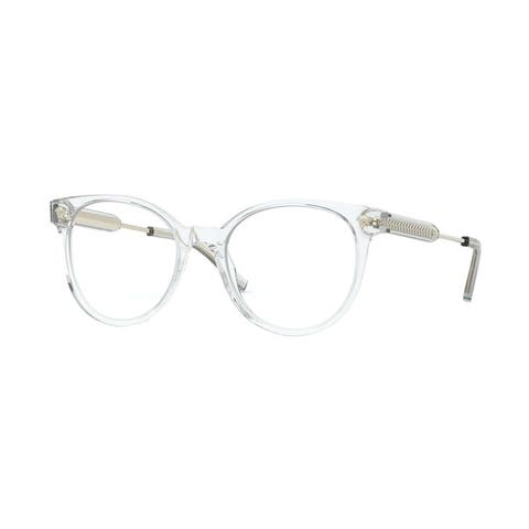 Versase VE3291A 148 51 Crystal Woman Pillow Eyeglasses