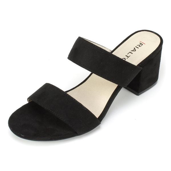 Rialto Shoes 'Cannon' Women's Heel, Desert, Size 5.0