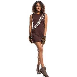 Star Wars Chewbacca Women's Rhinestone Costume Dress