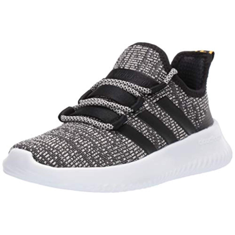 Adidas Unisex - Kid'S Kaptur Sneaker, Grey/Black/Raw White, 12K M Us Little Kid Size - 12 Little Kid